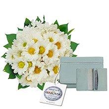 Buquê de Margaridinhas & Card Holder Small Mint