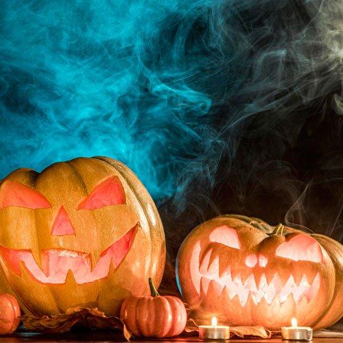 Cestas de Halloween