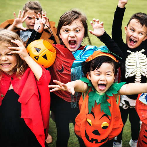 Presentes de Halloween para Criança