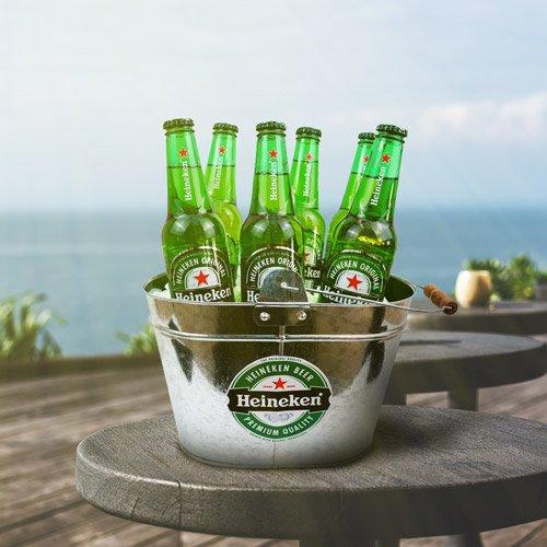 Cesta de Cervejas para a Semana do Consumidor