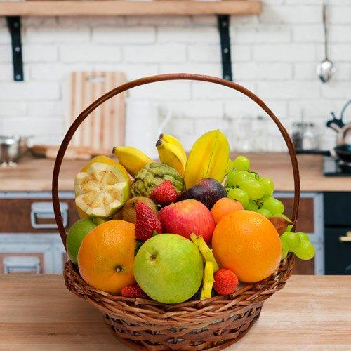 Cestas de Frutas para todas as ocasiões