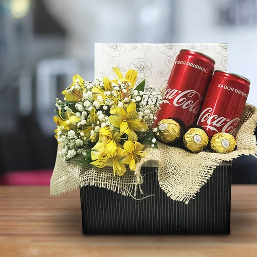 Coleção cestas e presentes até R$ 80