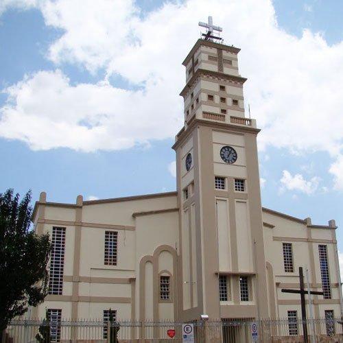 Catedral Bom Jesus da Lapa