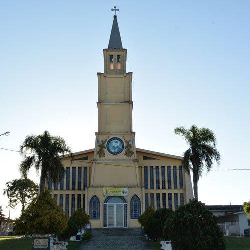 Igreja Matriz de Fazenda Rio Grande