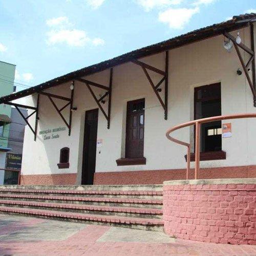Estação da memória Zeza Souto