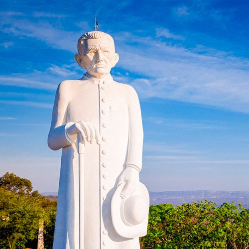 Estátua Padre Cicero
