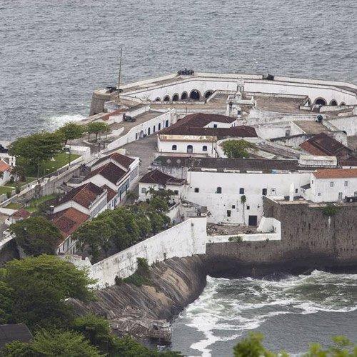 Complexo dos Fortes em Niterói