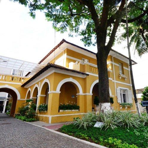 Casa de Cultura em Nova Iguaçu