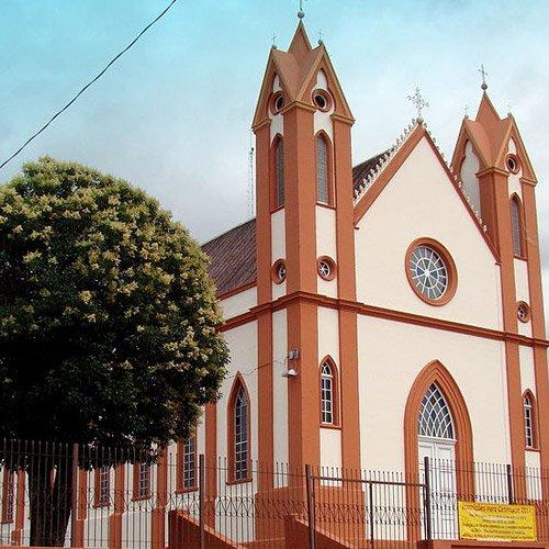 Igreja Matriz Bom Jesus