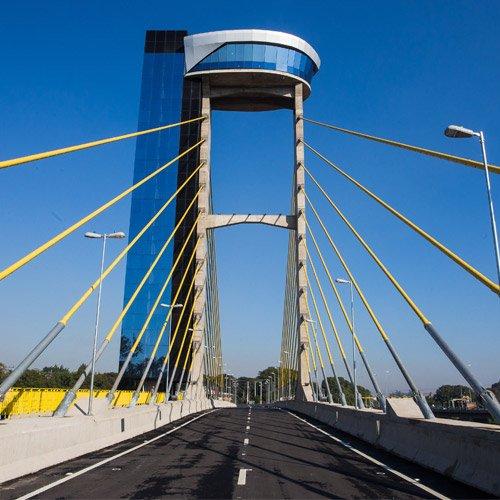 Ponte Estaiada de Salto
