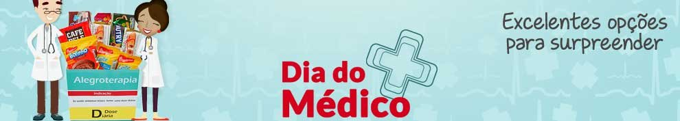 Dia do Médico na Cestas Michelli