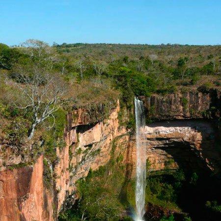 Foto de Cachoeira Véu da Noiva de Mato Grosso