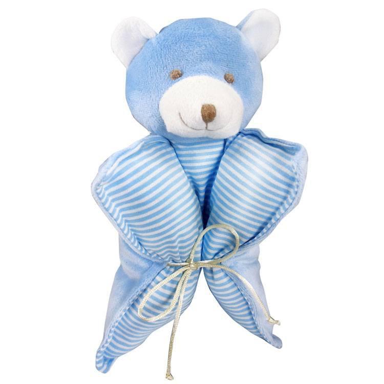 Travesseiro Urso Azul