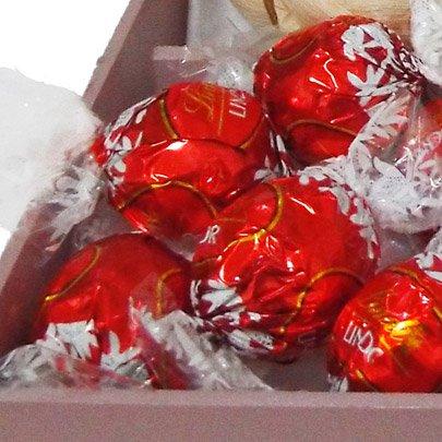 Cesta Fábrica de Chocolates