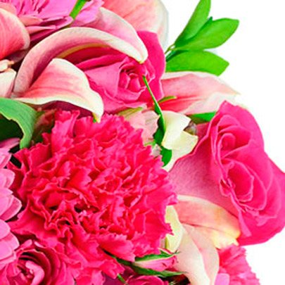 Buquê Flores do Campo Pink