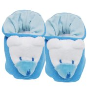 Pantufa Urso Azul
