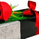 Sensacional Rosa Importada Vermelha