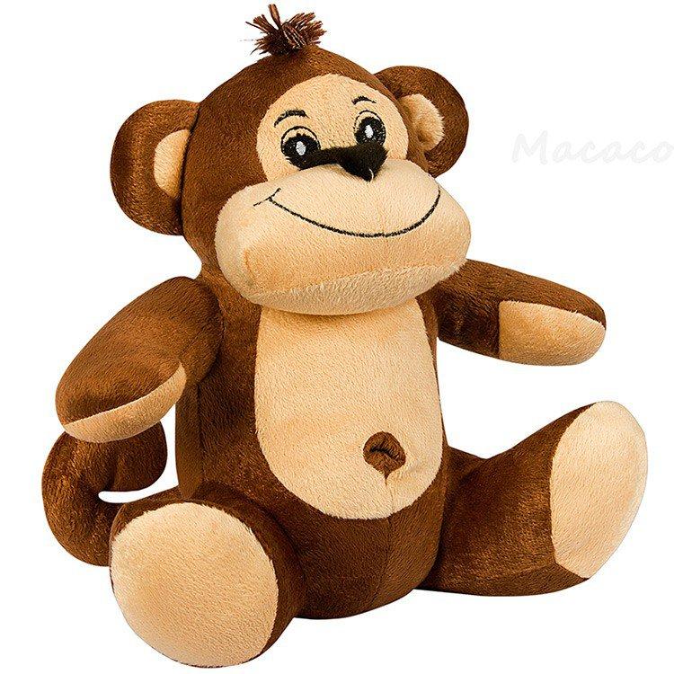 Pelúcia Safari Macaco