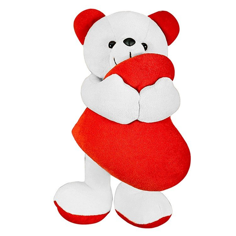 Urso Carinhoso com Coração