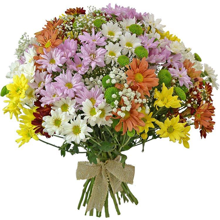 Mega Buquê de Flores do Campo