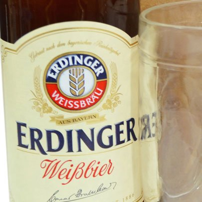 Kit de Cerveja Erdinger Weissbier
