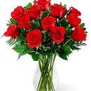 Flower Arranjo de Rosas Red  Internacional