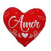 Almofada de Coração Amor