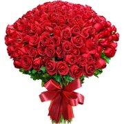 Mega Buquê de 200 Rosas Vermelhas