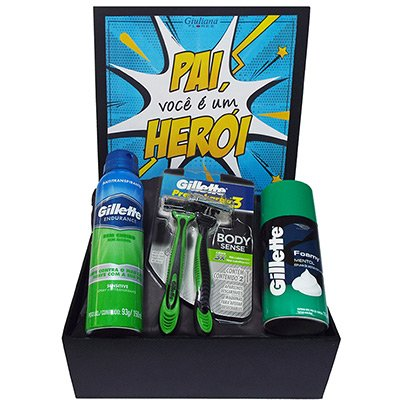 Kit Pai Gillette