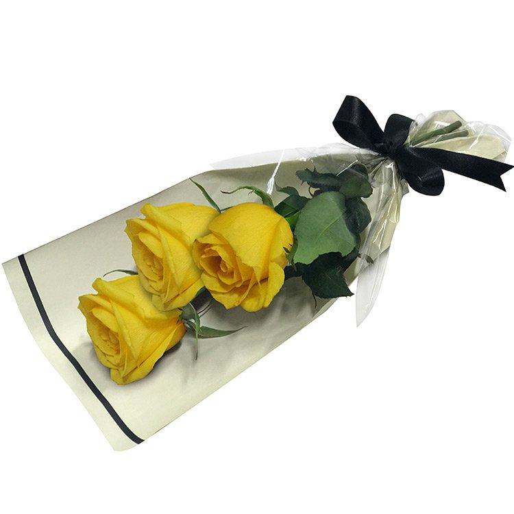 Rosas Amarelas Especial