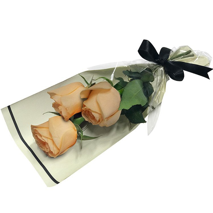 Presente de Rosas Champanhe