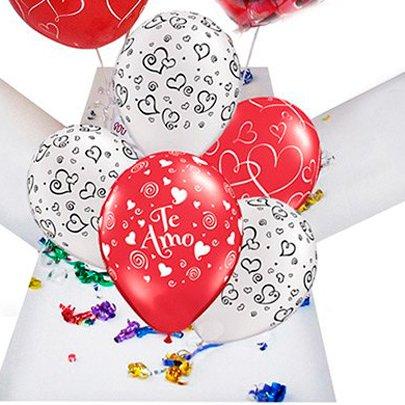 Encanthe Box Balões Love