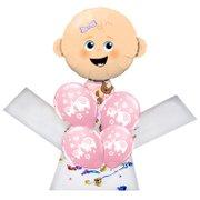 Encanthe Box Balões Chegou a Menina