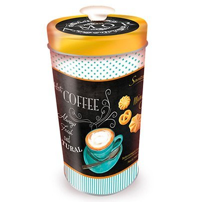 Lata Mini Cookies Coffee