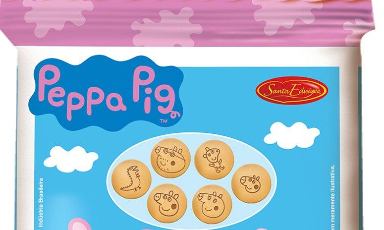 Biscoito Peppa
