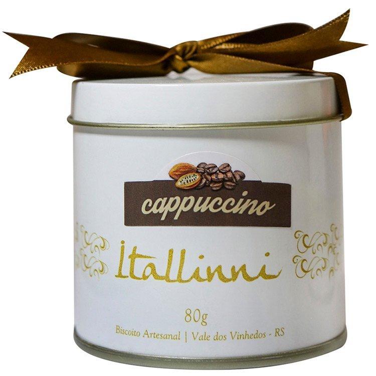 Biscoito Itallinni Cappuccino