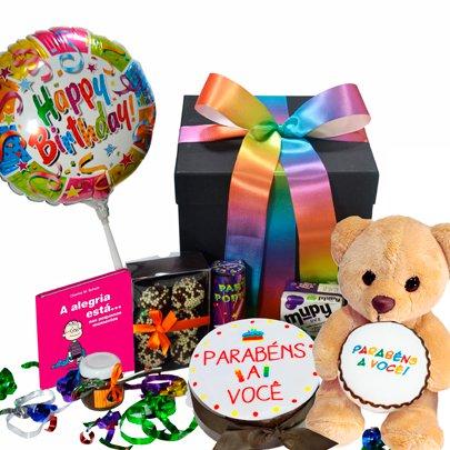 Kit de Aniversário Hoje é Festa