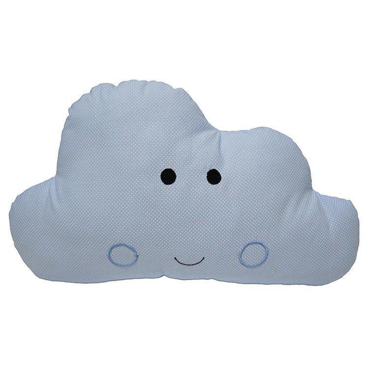 Almofada Nuvem Azul