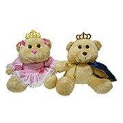 Dupla Mini Príncipe e Princesa