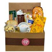 Cesta de Café da Manhã Premium Box