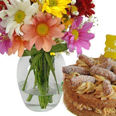 Delicado Mix Feliz Aniversário