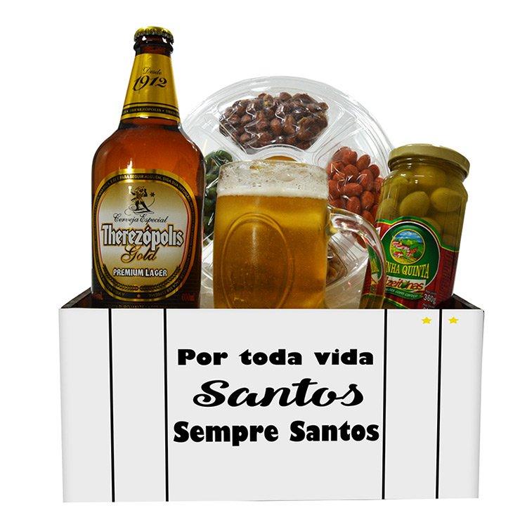 Kit Torcedor Santos Petiscos