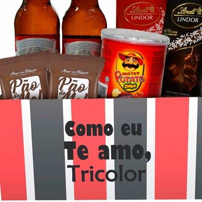 Kit Torcedor Doce Tricolor