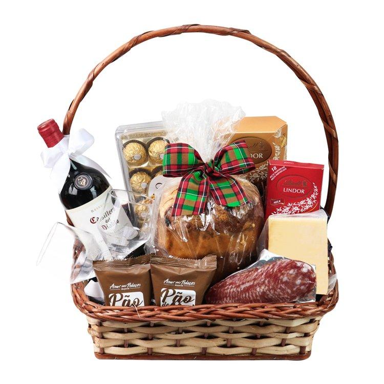 Cestas Premium Delicias do Natal
