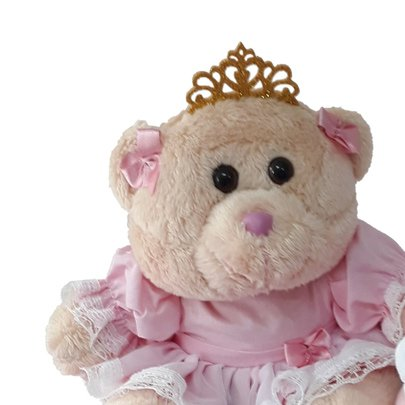 Kit Princesa de Pelúcia