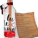 Carta de Amor na Garrafa