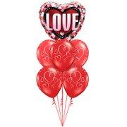 Buquê de Balões Romântico