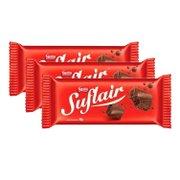 Chocolate Suflair Nestlé 3 Unidades 130g
