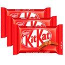 Kit Kat ao Leite com 3 Unidades