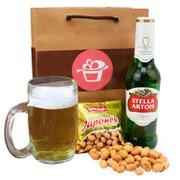 Kit Presente de Amigo na Sacola Kraft
